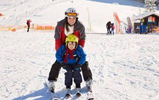 zimovanje sa decom